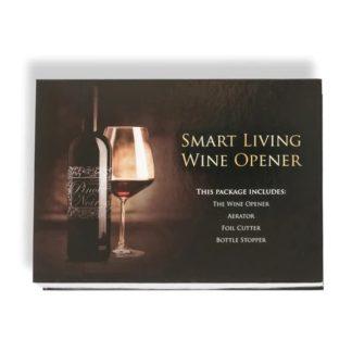 Unidem Smart-Living-Wine-Opener-Kit