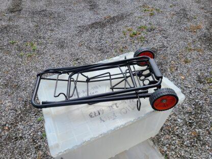 Luggage Cart Folded