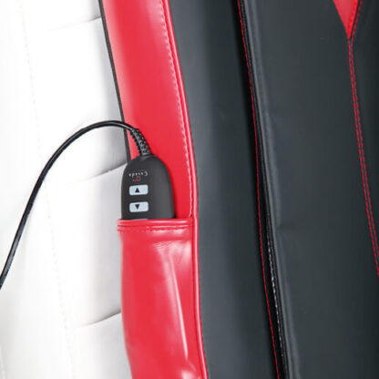 Quattromed III Remote Stowed